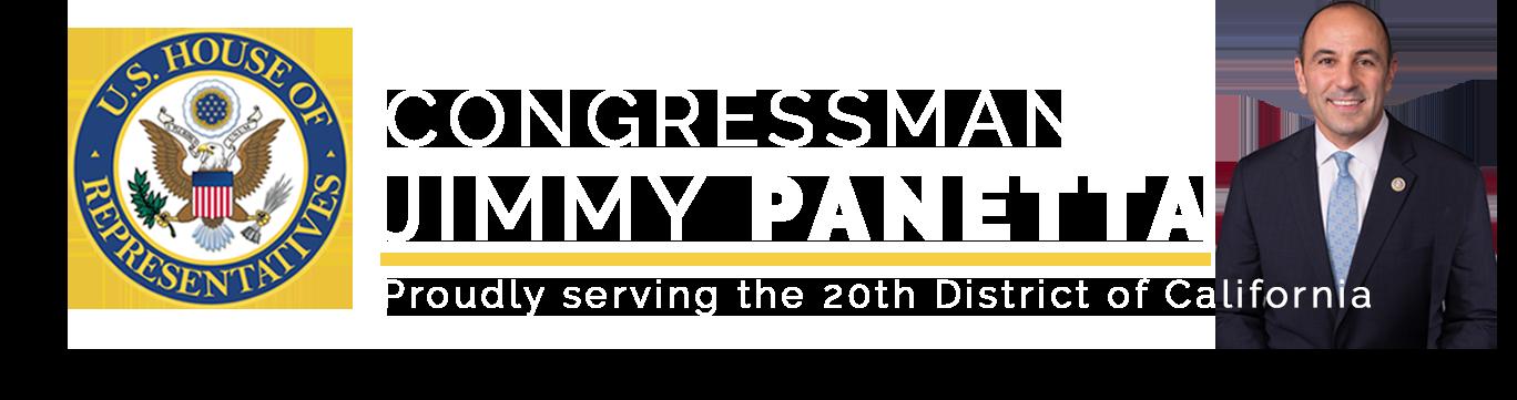 Congressman Jimmy Panetta